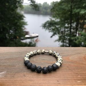 Jewelry - Handmade diffuser bracelet